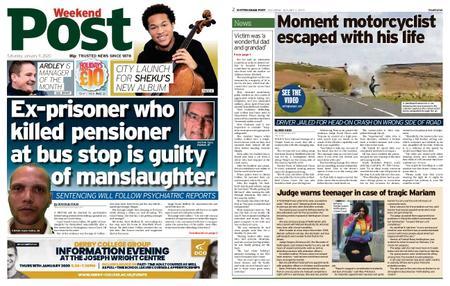 Nottingham Post – January 11, 2020