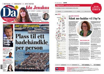 Dagsavisen – 23. august 2019