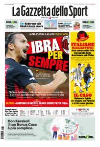 La Gazzetta dello Sport Bergamo – 19 ottobre 2020