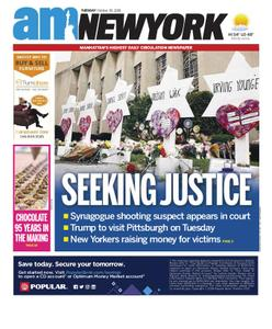 AM New York - October 30, 2018