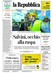 la Repubblica – 14 maggio 2019