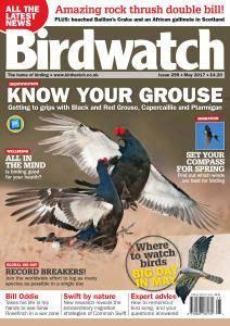 Birdwatch UK - May 2017