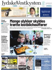 JydskeVestkysten Varde – 10. oktober 2018