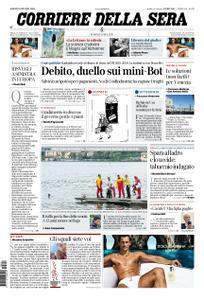Corriere della Sera – 08 giugno 2019