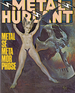 Métal Hurlant - Tome 25