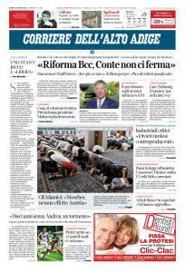 Corriere dell'Alto Adige - 9 Giugno 2018