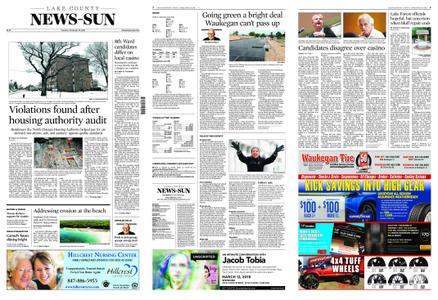 Lake County News-Sun – February 19, 2019