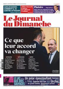 Le Journal du Dimanche - 12 janvier 2020