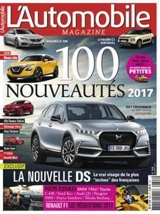 L'Automobile Magazine - janvier 2017