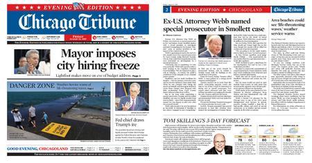 Chicago Tribune Evening Edition – August 23, 2019