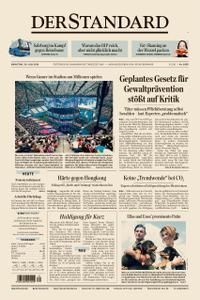 Der Standard – 30. Juli 2019