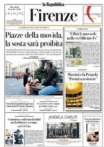 la Repubblica Firenze - 21 Ottobre 2020