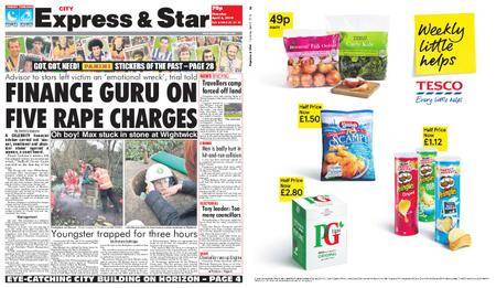 Express and Star City Edition – April 05, 2018