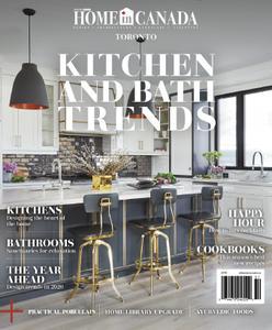 Home In Canada Toronto - Kitchen&Bath Trends 2020