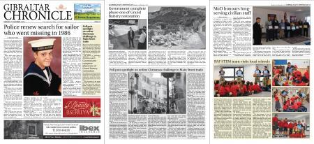 Gibraltar Chronicle – 02 December 2019