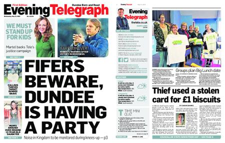 Evening Telegraph First Edition – May 15, 2019
