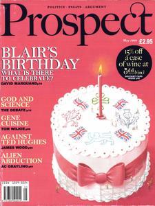 Prospect Magazine - May 1998