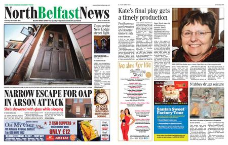 North Belfast News – October 26, 2019