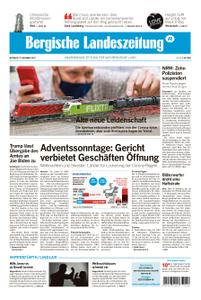 Kölnische Rundschau Wipperfürth/Lindlar – 25. November 2020