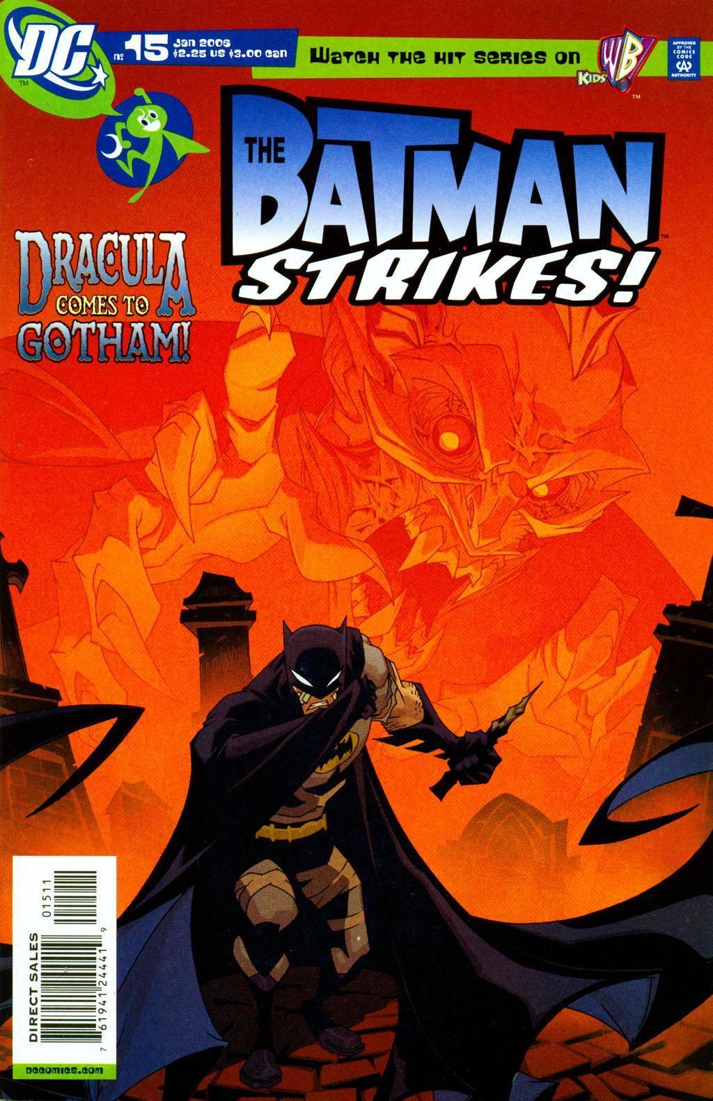 Batman Strikes 015