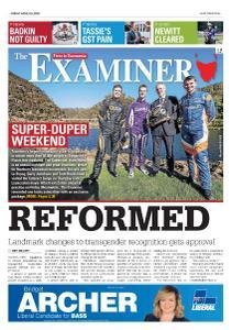 The Examiner - April 5, 2019