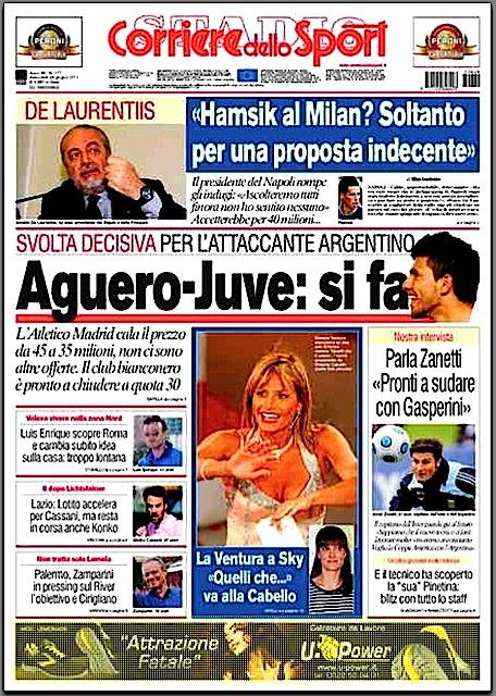 Corriere dello Sport - 29 Giugno 2011