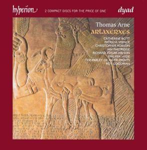 Soloists, The Parley of Instruments, Roy Goodman - Thomas Arne: Artaxerxes (2009) 2CDs