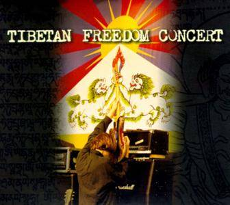Various Artists - Tibetan Freedom Concert (1997) {3 CD Capitol Records 7243 8 59110 2 6}
