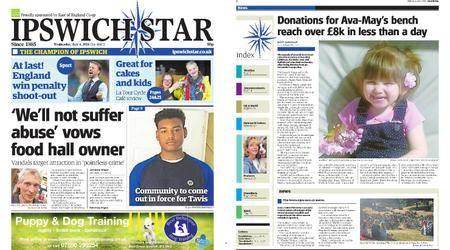 Ipswich Star – July 04, 2018