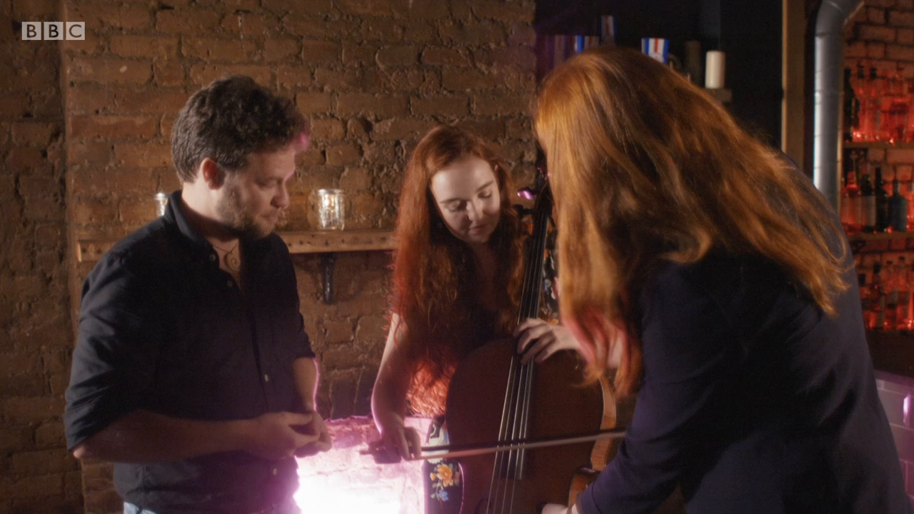 BBC - Magic Numbers: Hannah Fry's Mysterious World of Maths Series 1: Numbers as God (2018)