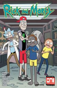 Missing from 0 day ;) - File 1 of 1 - yEnc Rick and Morty 043 (2018) (digital) (d argh-Empire
