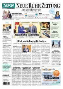 NRZ Neue Ruhr Zeitung Essen-Postausgabe - 28. April 2018