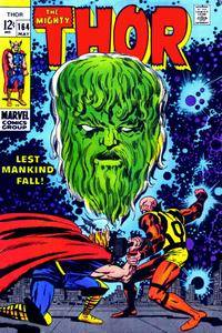The Mighty Thor v1 164