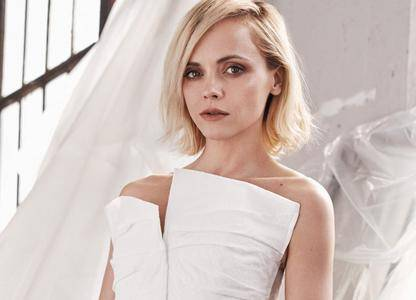 Christina Ricci by Steven Pan for The Edit Magazine March 23rd, 2017
