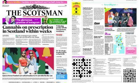 The Scotsman – July 27, 2018