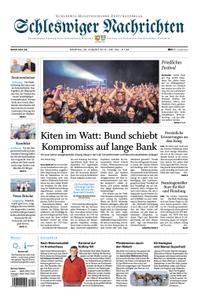 Schleswiger Nachrichten - 26. August 2019