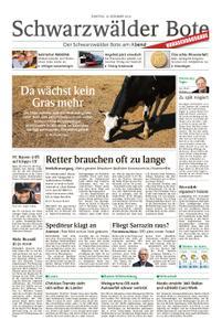 Schwarzwälder Bote Blumberg - 18. Dezember 2018