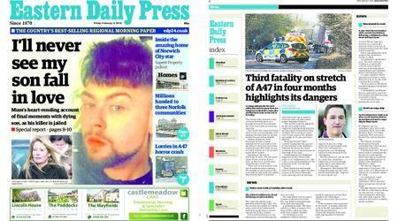 Eastern Daily Press – February 02, 2018