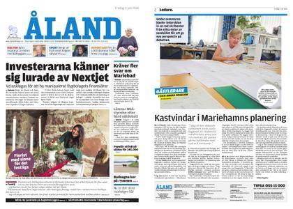 Ålandstidningen – 06 juli 2018