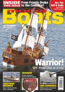 Model Boats - April 2019