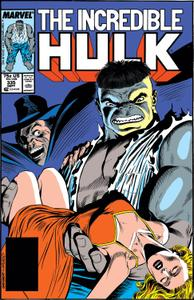 Incredible Hulk 335 1987