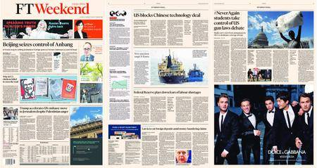Financial Times Europe – 24 February 2018