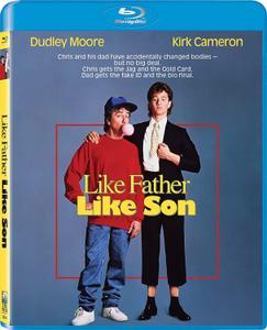 Like Father Like Son (1987) [Remastered]