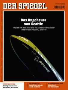 Der Spiegel - 3 August 2019