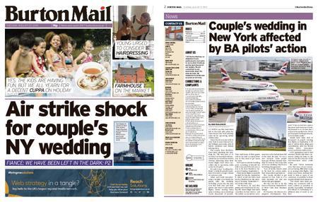 Burton Mail – August 27, 2019
