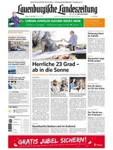 Lauenburgische Landeszeitung - 09. April 2018