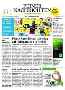 Peiner Nachrichten - 09. April 2018