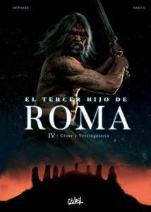El Tercer Hijo de Roma Tomo 4: César y Vercingétorix