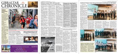 Gibraltar Chronicle – 13 June 2019