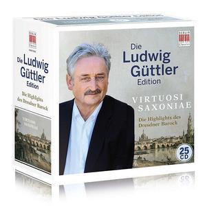Ludwig Guttler Edition (2015) (25CDs Box Set)
